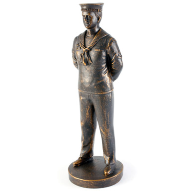 Miniature  Junior Sailor Figurine